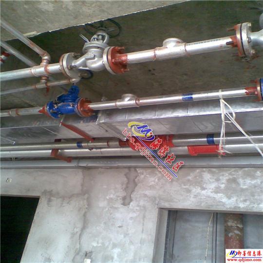 消防泵房配电柜接线图